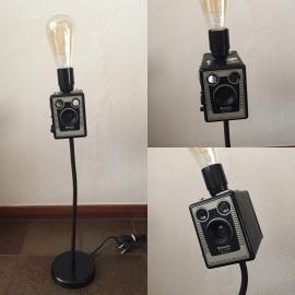 Camera Lamp op flexibele standaard