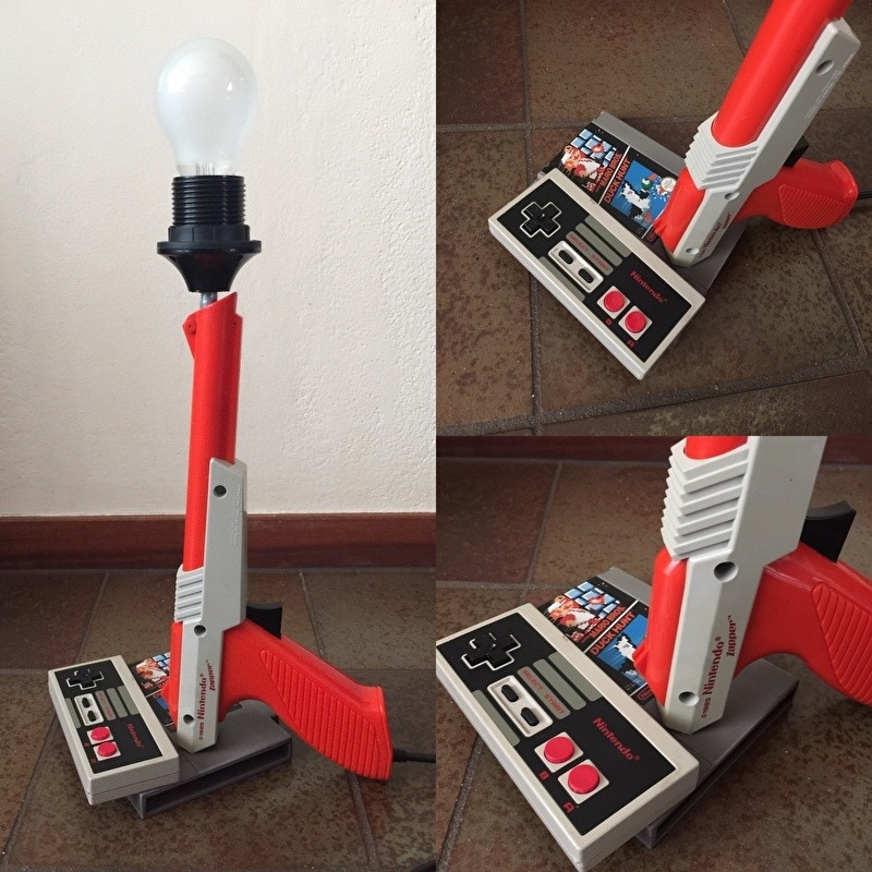 Nintendo (NES) Lamp