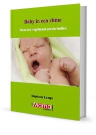Boek - Baby in een ritme - Stephanie Lampe