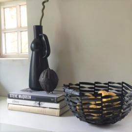 Decoratief object: antiek contra gewicht
