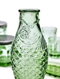 Vis fles groen 1 ltr - Serax