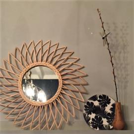 Rotan spiegel  - Star