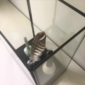 Glazen box - Affari