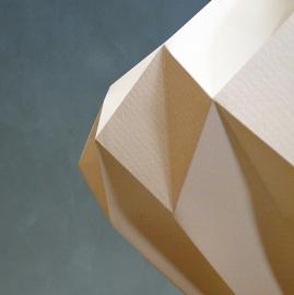 Danielle Origami Lampen - Diamond Pure