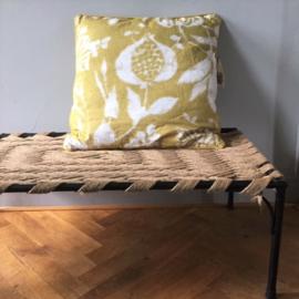 Kussen oker batik -  Eijffinger 50x50cm