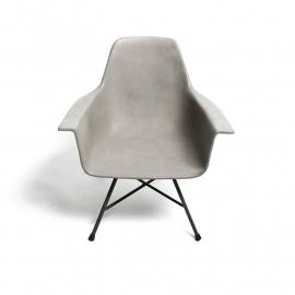 Hauteville Lyon Beton - betonnenstoel