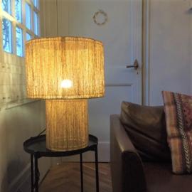 Jute lamp  60 cm - Mars & More