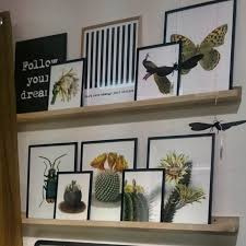 Vanilla Fly Poster - Big Cactus - 30x40 cm