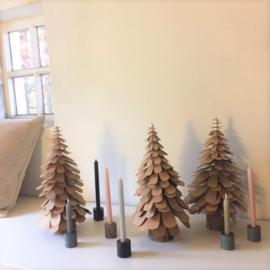 Kraft Kerstboom - 30 cm
