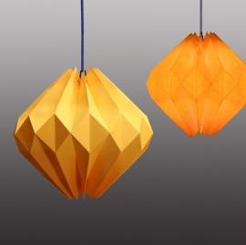 Danielle Origami Lampen - Diamond Sunny
