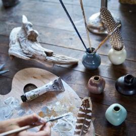 Mini aardewerk vaasjes - Affari