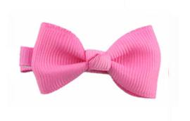 Haarspeldje Roze 4.5 x 2.5cm