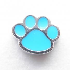 MC052 Hondenpootje Blauw