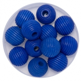 Ribbelkraal Donker Blauw