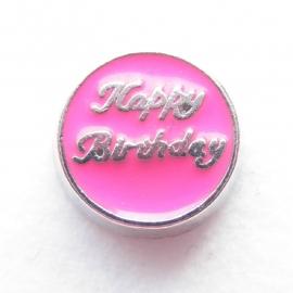 MC015 Happy Birthday Fuchsia
