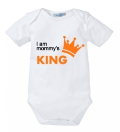 I am mommy's King