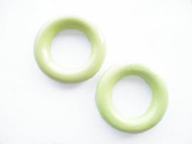 Kleine Ring Licht Groen
