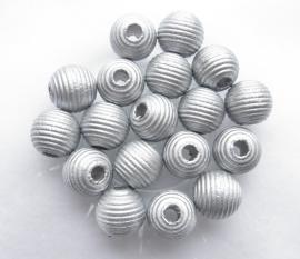 Ribbelkraal Zilver