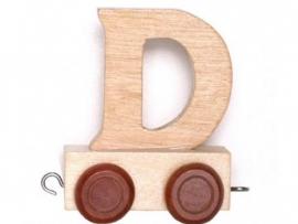 Lettertrein D