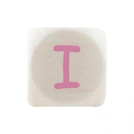 Letterkraal l Roze