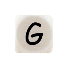 Letterkraal G Zwart