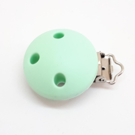 Speenclip Silicone Mint