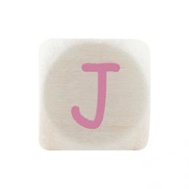 Letterkraal J Roze