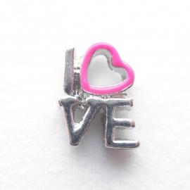 MC043 Love Hartje Roze
