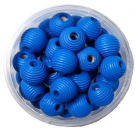 Ribbelkraal Midden Blauw