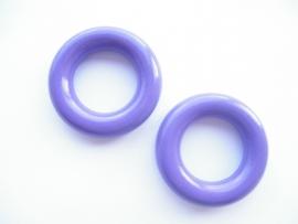 Kleine Ring Paars