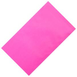 Kadozakje Kraft Roze 12x19cm | Per 5 stuks