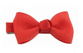 Haarspeldje Rood 4.5 x 2.5cm