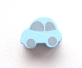 Auto Licht Blauw/Grijs 13x17mm