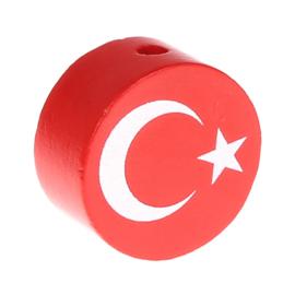 Speenkoord Kraal Turkse Vlag Rood 20mm
