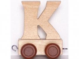 Lettertrein K