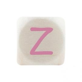 Letterkraal Z Roze