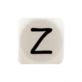 Letterkraal Z Zwart
