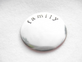 Memory Locket Plate - Family