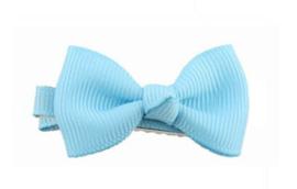 Haarspeldje Licht Blauw 4.5 x 2.5cm
