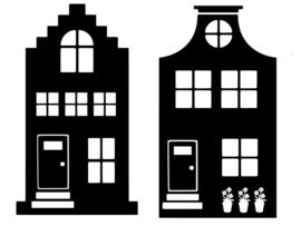 Sinterklaas Stickerset C | herbruikbare statische folie