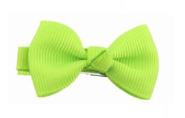 Haarspeldje Licht Groen 4.5 x 2.5cm