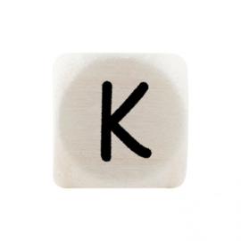 Letterkraal K Zwart