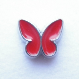 MC076 Vlinder Rood