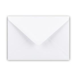 Enveloppen voor A6 ansichtkaarten | Wit, Kraft en Zwart