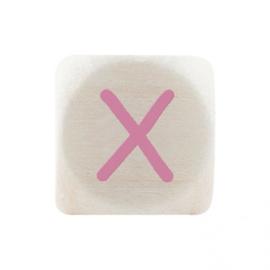 Letterkraal X Roze