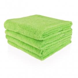 Handdoek met naam L. Groen  50x100