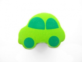 Auto Groen 13x17mm