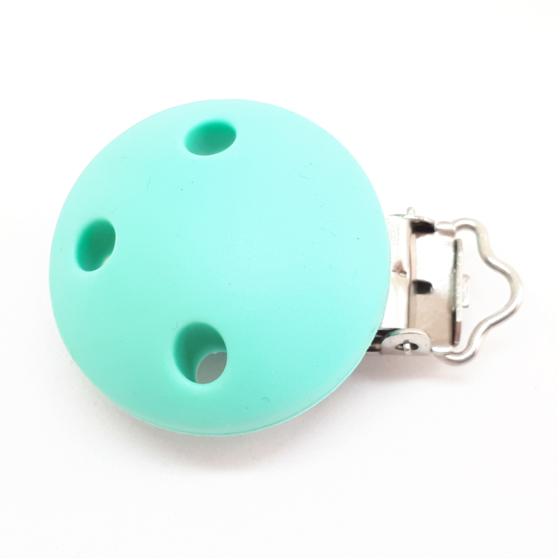 Speenclip Silicone Turquoise