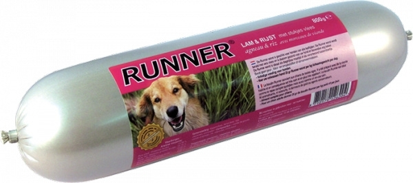 Runner Lam/Rijst, 12x800gram