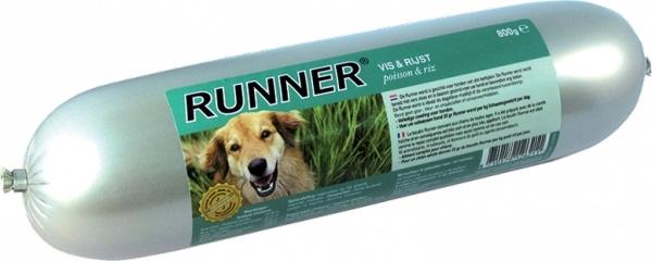 Runner Vis/Rijst, 12x800gram